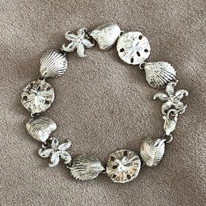 Jewelry - Sterling Silver Beachcomber Bracelet